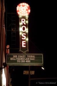 Rose Marine Theater, Fort Worth, Tx