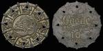 """OKRF 10 pound coin """"Aztec"""""""